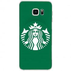Husa Green Starbucks SAMSUNG Galaxy S6 Edge Plus