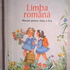 Limba romana Manual pentru clasa a II-a {1989}