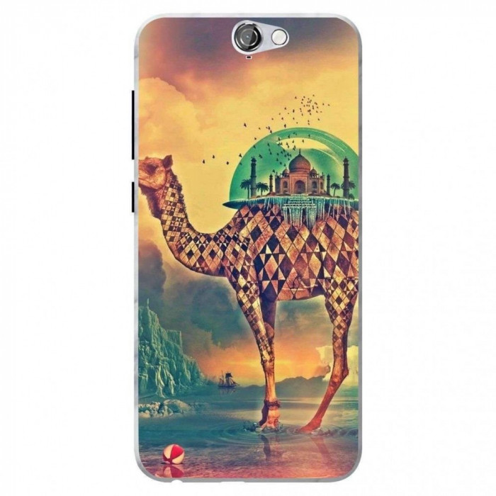 Husa Fantasy Camel HTC One A9 foto mare