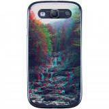 Husa Glitchy Forest Samsung Galaxy S3 Neo I9301 S3 I9300
