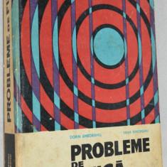 Probleme de fizica - Dorin Gheorghiu, Silvia Gheorghiu