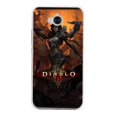 Husa Diablo HUAWEI Ascend Y6 2017 Pro