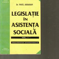 Legislatia in asistenta sociala -reglementari internationale