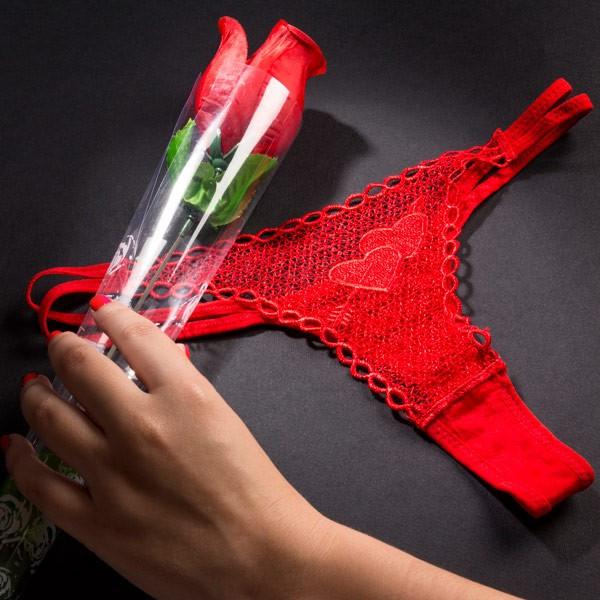 Trandafir cu Tanga foto mare