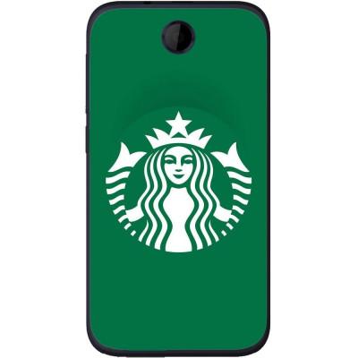 Husa Green Starbucks HTC Desire 310 foto
