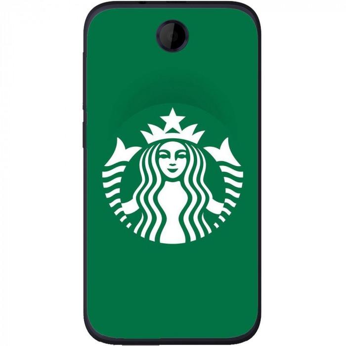 Husa Green Starbucks HTC Desire 310