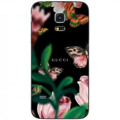 Husa Gucci Plant SAMSUNG Galaxy S5 Mini - Husa Telefon