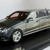 GLM Mercedes E-Klasse 6-door limousine by Binz ( silver ) 2012  1:43
