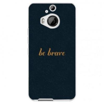 Husa Be Brave HTC One M9 foto