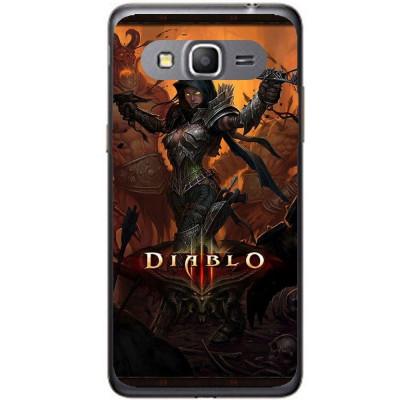 Husa Diablo Samsung Galaxy Core Prime G360 foto