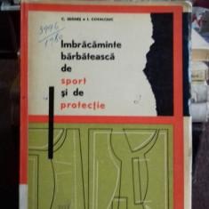 IMBRACAMINTE BARBATEASCA DE SPORT SI DE PROTECTIE - C. SEGHES