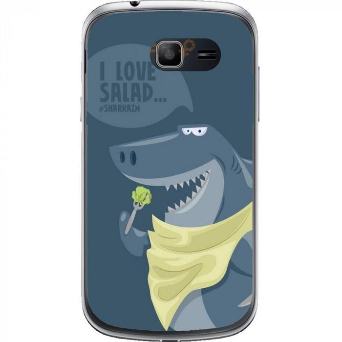Husa Go Vegan Samsung Galaxy Trend Lite S7390 foto mare