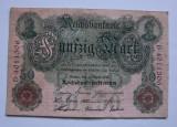 Bancnota 50 mark 1910 - Germania