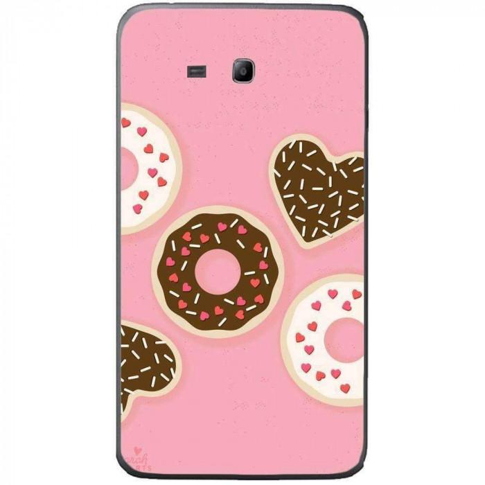 Husa Donuts SAMSUNG Galaxy Core Lite foto mare