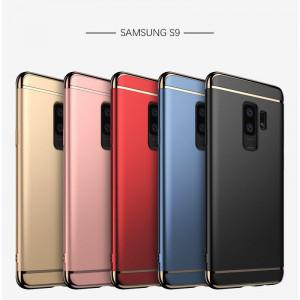 Bumper / Husa 3 in 1 Luxury pentru Samsung Galaxy S9 plus
