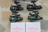 Set 4 Mulinete Wind Blade Cobra  C & J 240 Rulmenti 2 Crap / Caras / Rau