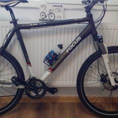 Bicicleta Focus Black Hills - Bicicleta Trekking, 26 inch, Numar viteze: 27