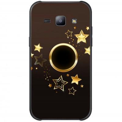 Husa Goldy Star SAMSUNG Galaxy J1 Ace foto