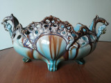 Fructiera portelan Belgia, 32 cm, Decorative