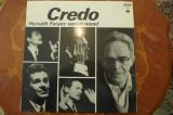 Disc vinil  Horváth Ferenc – Credo - Horváth Ferenc Verset Mond       LPX 13899