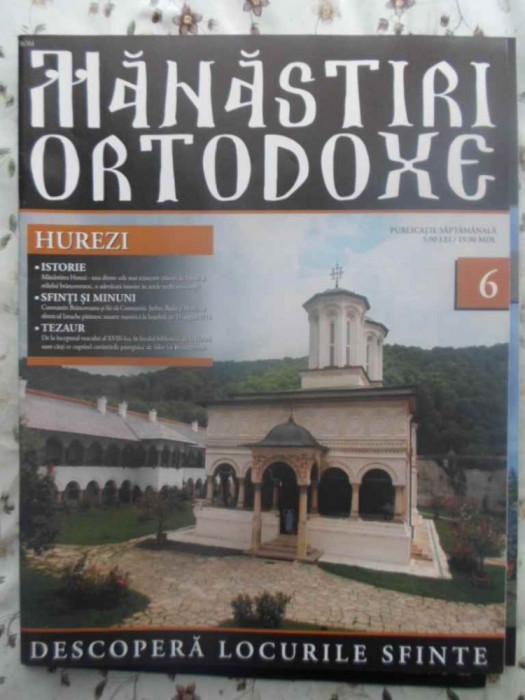 Manastiri Ortodoxe Vol.6 Hurezi - Colectiv ,414704 foto mare