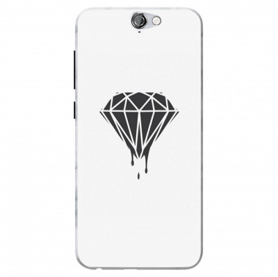 Husa Diamond Drops HTC One A9 foto