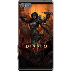 Husa Diablo Sony Xperia Z5 Compact - Husa Telefon