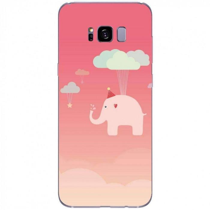 Husa Floating Elephant SAMSUNG Galaxy S8 Plus foto mare