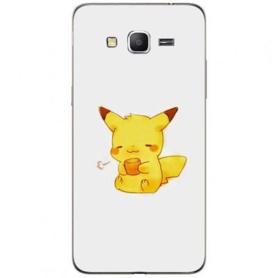 Husa Cute Pikachu SAMSUNG Galaxy Grand Prime foto