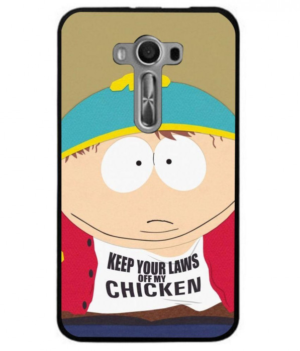 Husa Cartman ASUS Zenfone 2 Laser Ze550kl foto mare