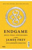 James Frey - Endgame. Jocul final - Convocarea