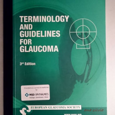 Terminology and Guidelines for Glaucoma - 3rd edition -2008 - Carte Oftalmologie