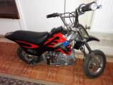 Motorete 24 ccm3, pentru copil de la 5 pana la 12 de ani