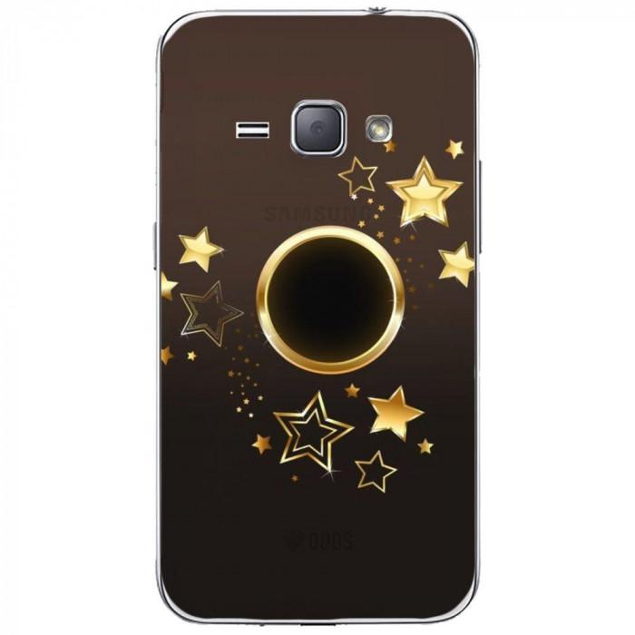 Husa Goldy Star SAMSUNG Galaxy J1 2016 foto mare