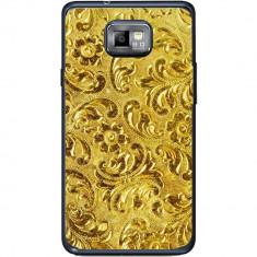 Husa Goldy Forms Samsung Galaxy S2 Plus I9105 - Husa Telefon