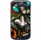 Husa Abstract Anger Samsung Galaxy S3 Neo I9301 S3 I9300