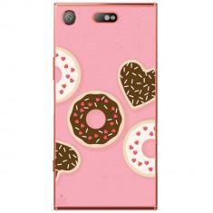 Husa Donuts Sony Xperia Xz1 Compact - Husa Telefon