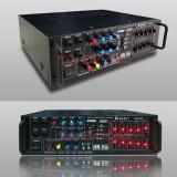 Statie Amplificare Audio Karaoke Mp3 Player USB MicroSD + Microfon