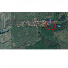 Teren de vanzare 1.200 mp extravilan pe langa satul Aita Medie, Teren extravilan