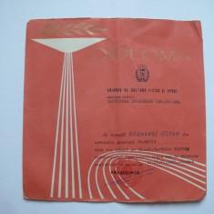 Diploma sportiva UCFS Crisana 1965 - Diploma/Certificat