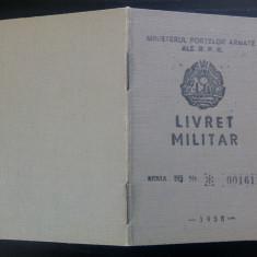 Livret militar Leon Sarateanu// om de radio, gazetar, Radio Vacanta - Diploma/Certificat