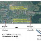 Teren Arabil (Pasune-Faneata) 21.000 mp Aita Medie, Teren extravilan