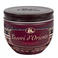 Tesori d'Oriente Crema Corp Aromatic Africa, 300 ml