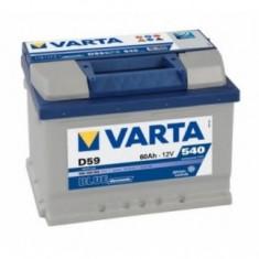 Baterie auto Varta D59, Blue dynamic, 60Ah, 540A, 5604090543132, 60 - 80