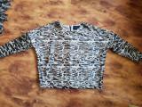 Bluza paiete Zara M, Din imagine