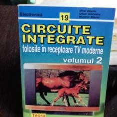 CIRCUITE INTEGRATE FOLOSITE IN RECEPTOARELE TV MODERNE - MIHAELA BASOIU VOL.2
