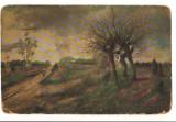 "CPI B 10259 CARTE POSTALA - PEISAJ, STAMPILA ""DARMAN"", 1915, Circulata, Fotografie"