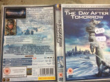 THE DAY AFTER TOMORROW - 2 DISC SPECIAL EDITION - FILM DVD ORIGINAL, Engleza, FOX