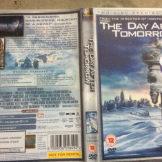 THE DAY AFTER TOMORROW - 2 DISC SPECIAL EDITION - FILM DVD ORIGINAL - Film SF FOX, Engleza