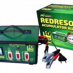 Redresor acumulator 10A/12V, 8 - 12